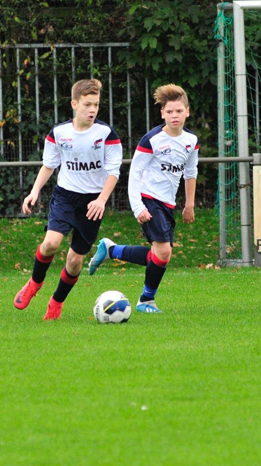 Voorlopige indelingen jeugdteams